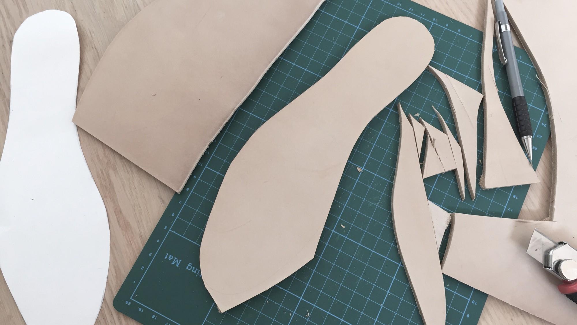 Cutting Insole