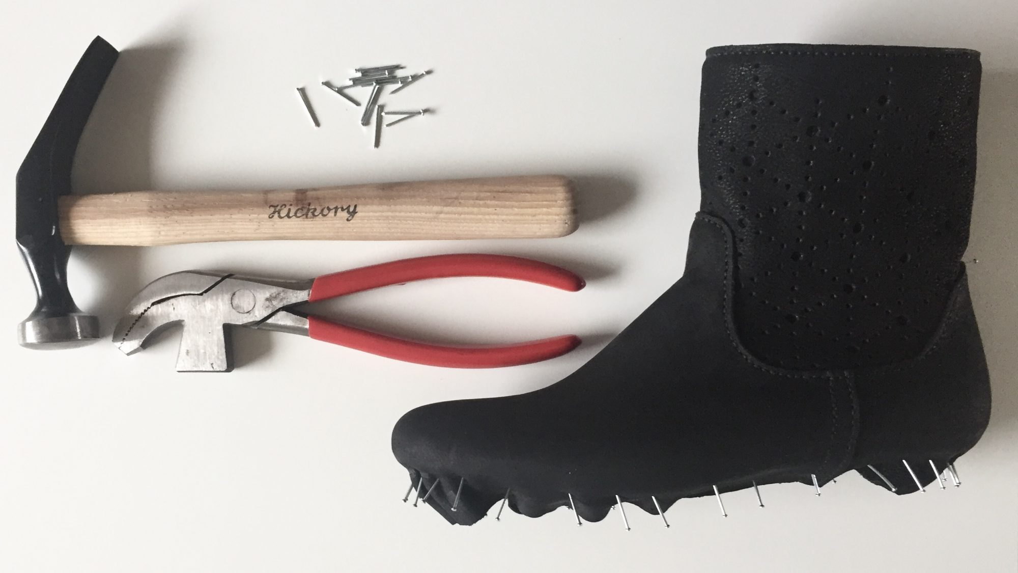 Lace Boots - Toe cap